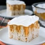 Pumpkin Spice Pudding Cake