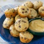 Mini Chocolate Chip Pancake Muffins Recipe