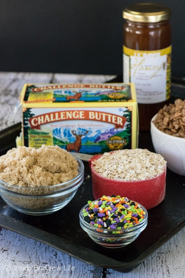 This year I am working with Challenge Dairy to create fun recipes ...