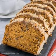 Easy Pumpkin Pecan Bread Recipe