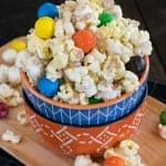 Toffee Pretzel M&M's Popcorn