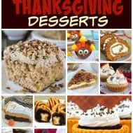 15 Thanksgiving Dessert Ideas