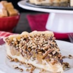 Apple Turtle Cheesecake Tart