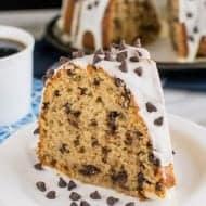 Java Chip Bundt Cake