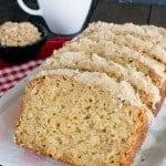 Toffee Apple Bread