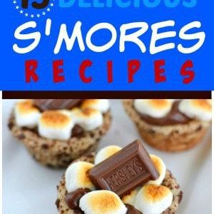 15 Delicious S'mores Recipes
