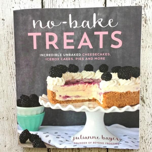 No Bake Treats cookbook 2