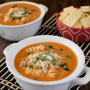 Creamy Italian Tomato Soup