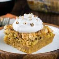 Easy Pumpkin Crunch Cobbler Recipe