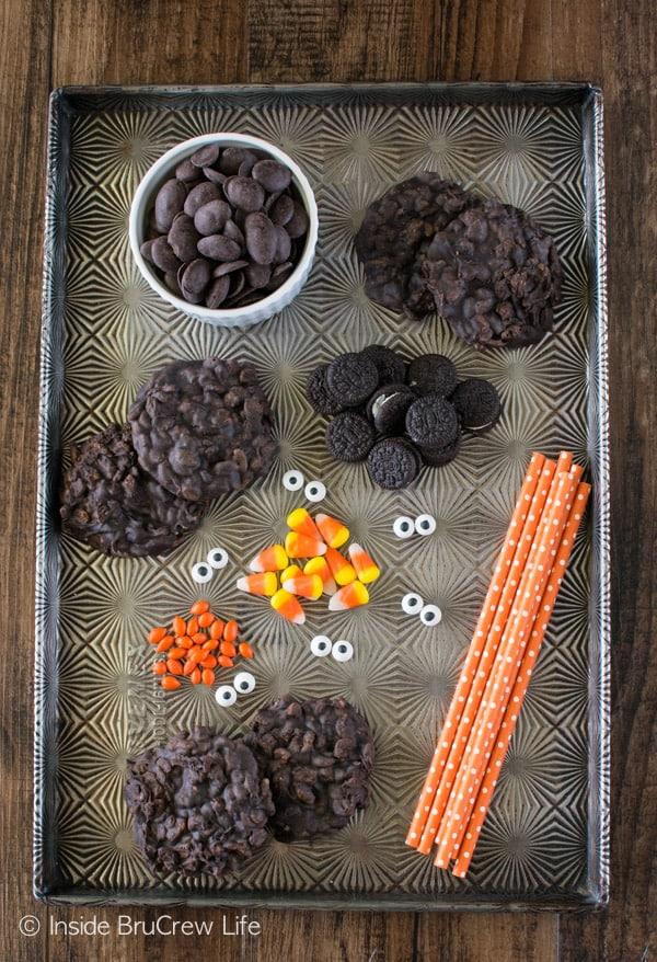 How to Make No Bake Rice Krispies Owl Cookies