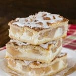 Cinnamon Sugar Apple Cheesecake Danish