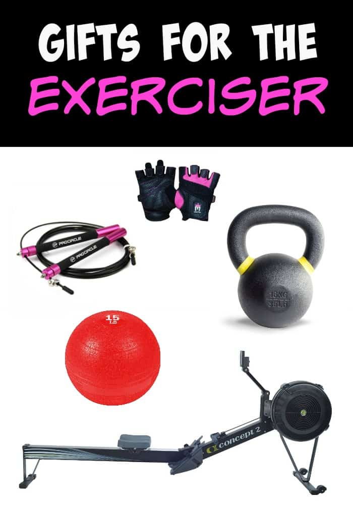 Holiday Gift Ideas for the Whole Family - Gifts for the Exerciser