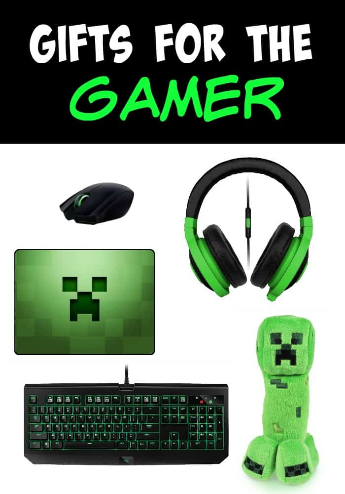 Holiday Gift Ideas for the Whole Family - Gifts for the Gamer