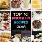 Top Ten BruCrew Recipes from 2016