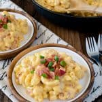 Cheddar Bacon Macaroni and Cheese