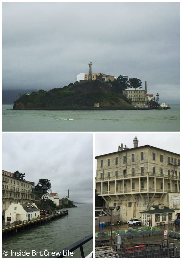 Seven Places to Visit in San Francisco - Alcatraz is one of the places you want to visit