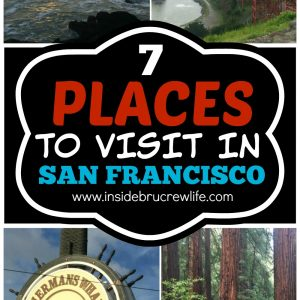 Seven Places to Visit in San Francisco