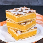 Churro Pumpkin Pie Cheesecake Danish