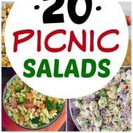 20 Picnic Salads