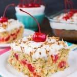 Pina Colada Zucchini Cake