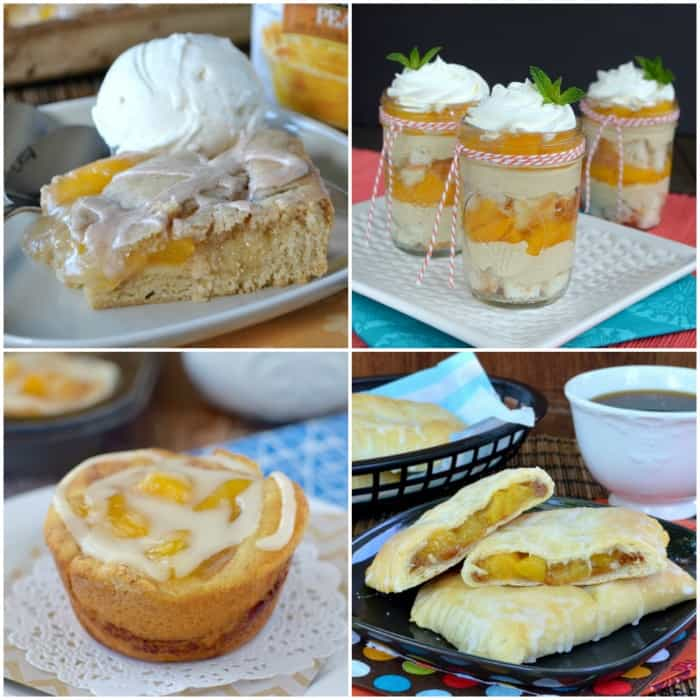 28 Delicious Recipes Using Pie Filling - peach pie filling
