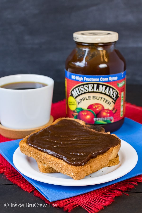 Apple Butter Recipes and free E-Recipe book from Musselman's