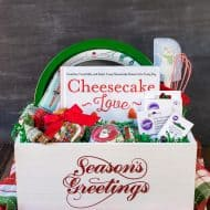 Cheesecake Love Christmas Giveaway