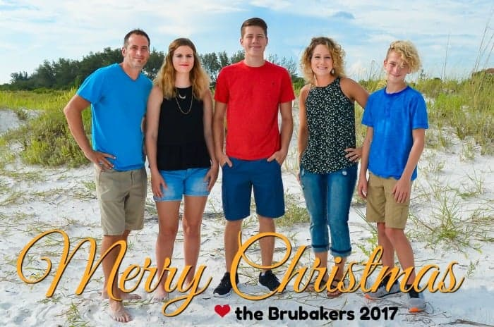Merry Christmas 2017 from Inside BruCrew Life