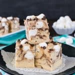 Peanut Butter Avalanche Fudge