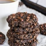 Healthy Banana Chocolate Chip Breakfast Cookies