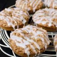 Cinnamon Crumble Donuts