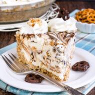 Chubby Hubby Ice Cream Pie