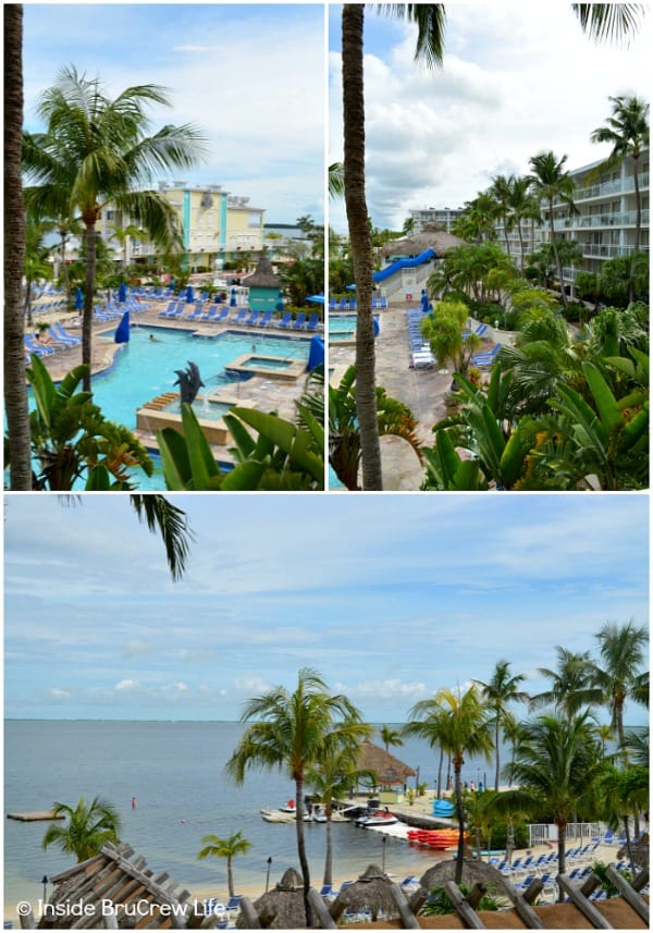Fun Things to do While Driving the Florida Keys - stay at the Marriott Beach Resort while in Key Largo #travel #Florida #sunshinestate #roadtrip