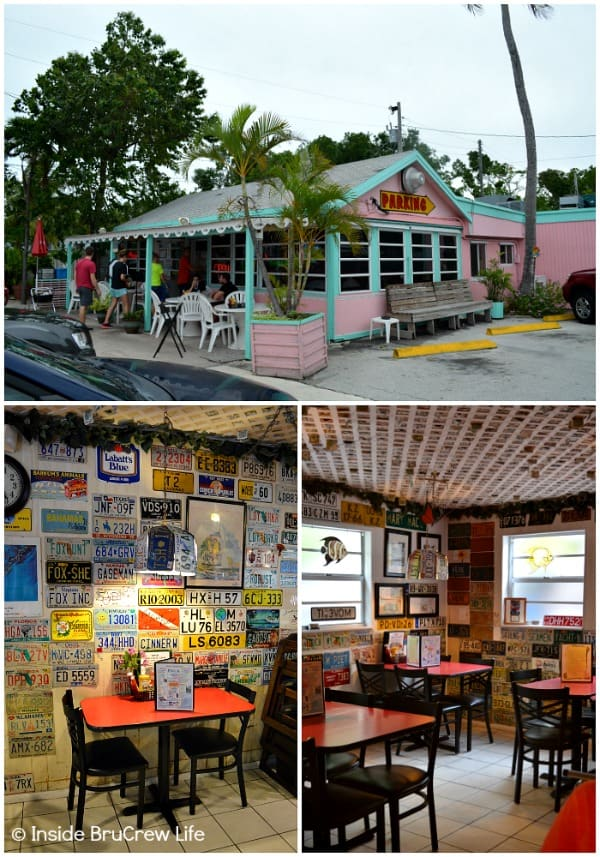 Fun Things to do While Driving the Florida Keys - Mrs. Mac's Kitchen is a delicious and quaint restaurant to eat at while in Key Largo #travel #Florida #sunshinestate #roadtrip