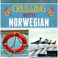 Cruising with Norwegian Cruise Line