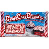 Festival Candy Cane Peppermint Crunch 10 Oz (Pack of 2)