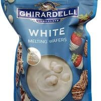 Ghirardelli Chocolate White Malting Wafers, 30 Ounce