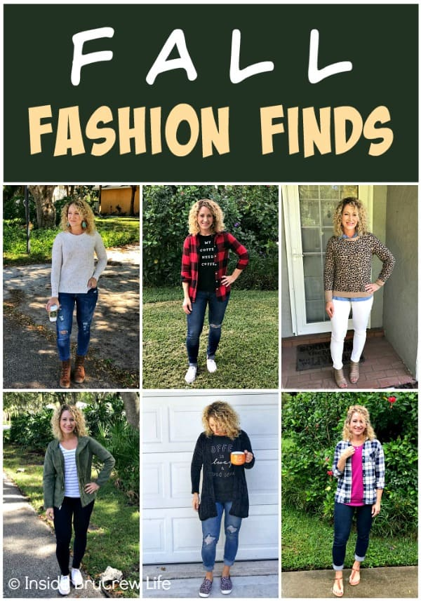 Fall Fashion Finds - find a few new and affordable pieces to add to your fall wardrobe from Target and Old Navy this fall #fashion #fall #clothing #shopping #target #targetstyle #oldnavy #oldnavystyle