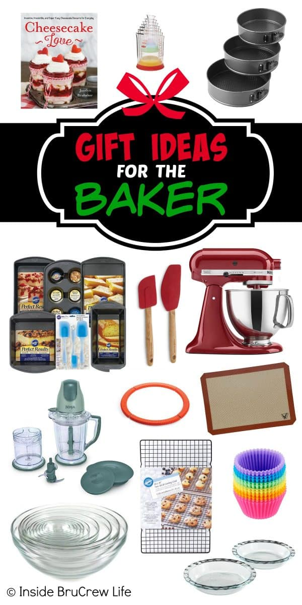 Gift Ideas For The Baker Inside Brucrew Life