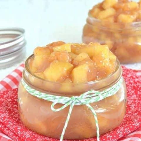 Best Homemade Apple Pie Filling