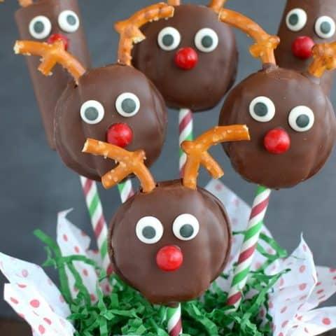 Reindeer Snack Cakes