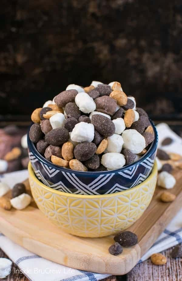 Hot Cocoa Trail Mix