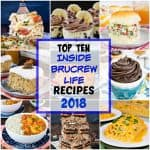 Top Ten BruCrew Recipes from 2018