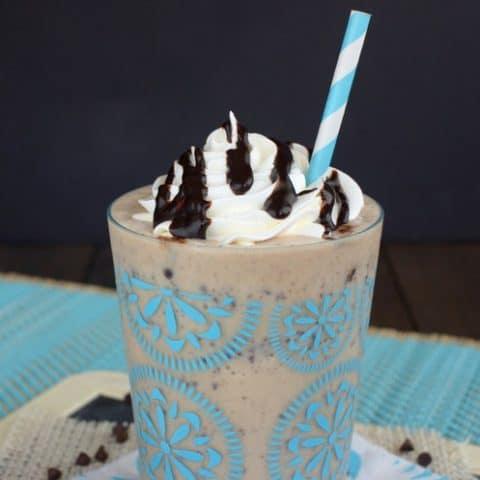 Java Chip Milkshake