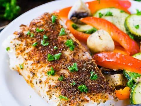 Healthy Sheet Pan Chili Lime Cod Inside Brucrew Life