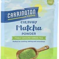 Carrington Farms Matcha Tea Powder, 3.5 Ounce