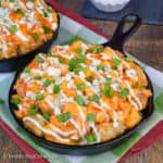Buffalo Chicken Totchos Recipe