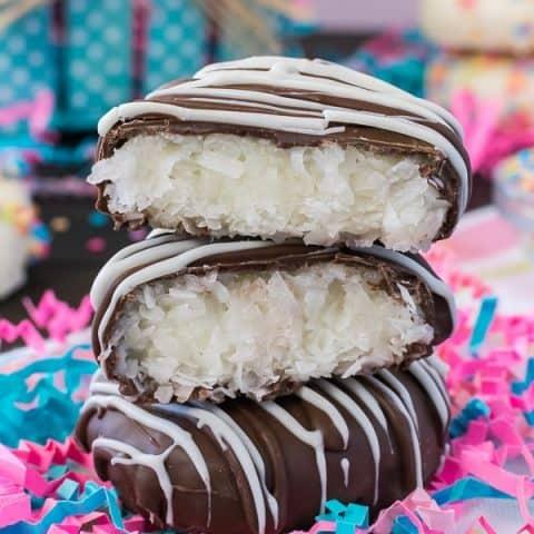 Coconut Cream Eggs