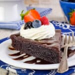 Best Flourless Chocolate Cake Recipe