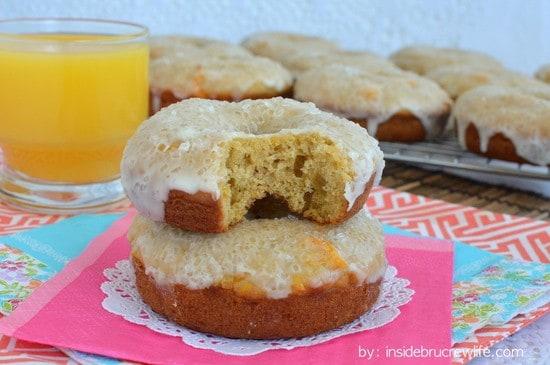 Orange Julius Donuts